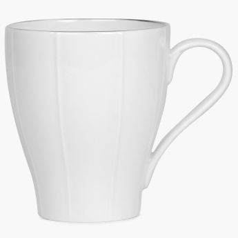 Platinum Ceramic Bliss Mug