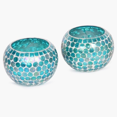 Splendid Rolly Polly Vase- Set Of 2