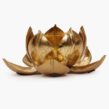 Majestic Lotus Tealight Holder