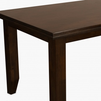 Chunky Dining Table Without Chairs