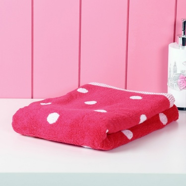 Fabulous 3 Polka Bath Towel