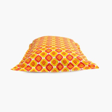 Mandarin Printed Pillow Cover - Set of 2 - 70 x 70 cm