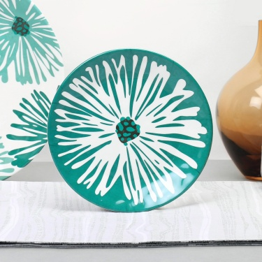 Coastal Living Printed Side Plate - 19 CM