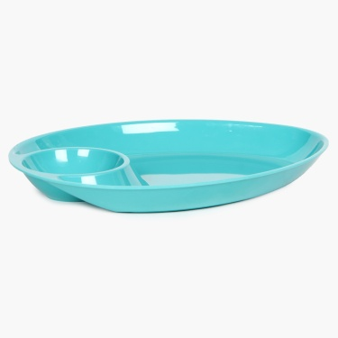 Coastal Living Solid Chip And Dip - 25.5 X 19.5 CM