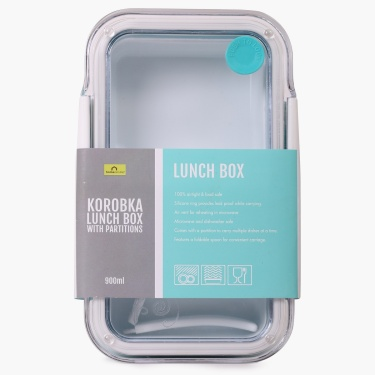 Korobka Lunch Box With Partition - 900 ml