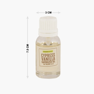 Cypress Adah Vanilla Vaporizer Oil - 15 ml