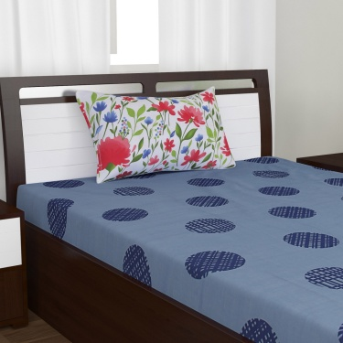 PORTICO Single Size Bed Linen Set
