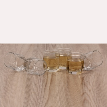 Shot Glass- 80 ml: Set Of 6