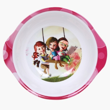 Fabulous 3 Kids Bowl With Handle