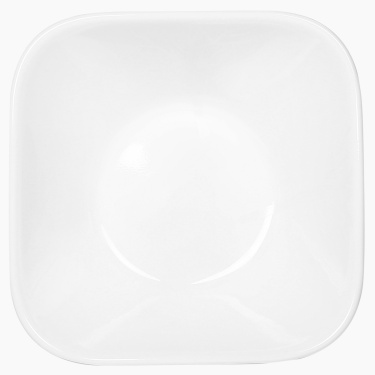 CORELLE Frost Gold Square Round Bowl - 680 ml
