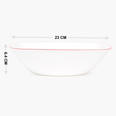 CORELLE Kyoto Leaves Serving Bowl- 1.4L