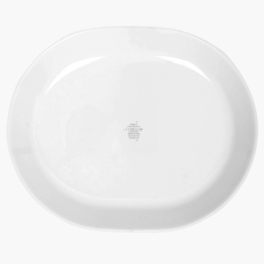 CORELLE Winter Frost Rice Platter