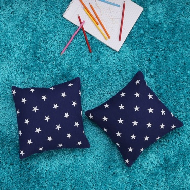 Kids Adventures Of U Cushion Cover-Set Of 2 Pcs.