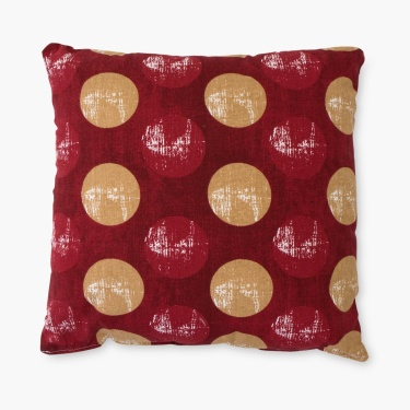 Ebony Grace Printed Filled Cushion-Set Of 2-40 x 40 CM
