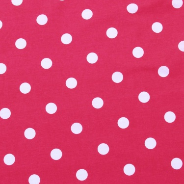 Kids Fabolous3 Polka Print Double Bedsheet Set