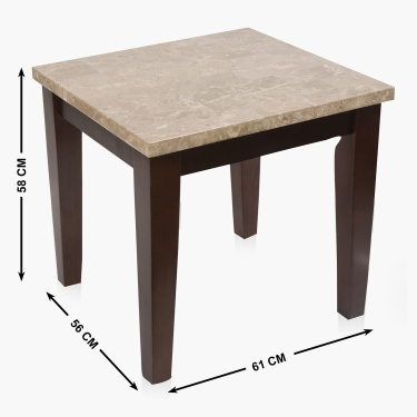 Geneva-Oxville End Table