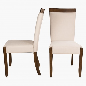 Budapest Dining Chair Set -2Pcs.