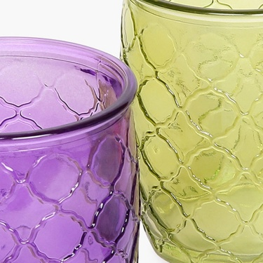 Kinston Garden Tumbler- 410 ml: Set Of 4 Pcs.