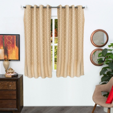 Aspen Canada Chenille Window Curtain-135 x 160 CM