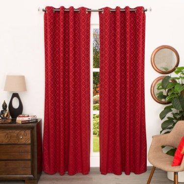 Aspen Canada Chenille Door Curtain