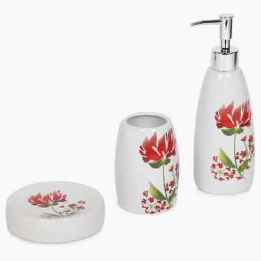 Adison Bath Accessory- Set Of 3 Pcs.