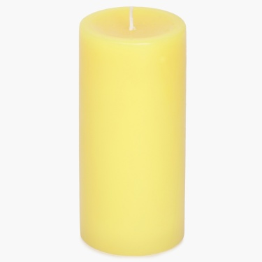 Marigold Pillar Candle
