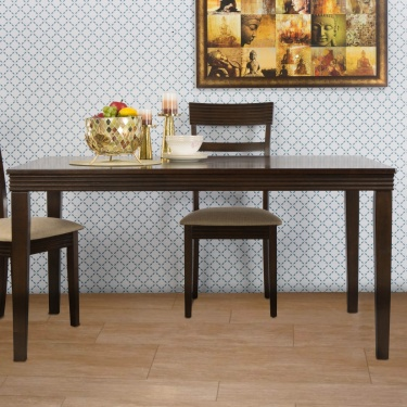 Erin Dining Table Without Chairs - 6 Seater