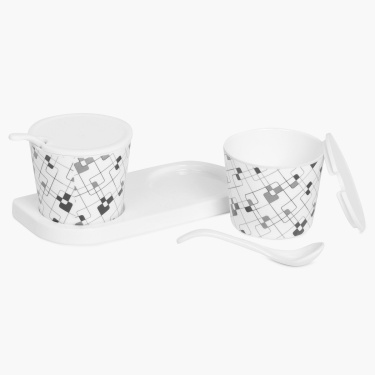 Forest Forever Condiment Set- Set Of 2