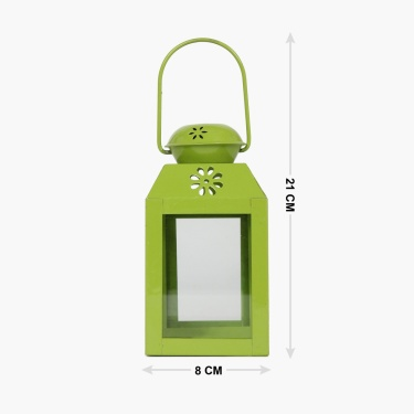 Rectangular Hanging Lantern