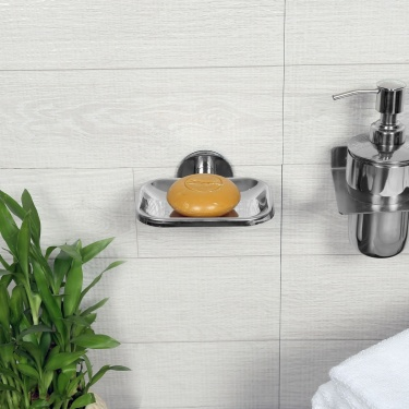 Adrian Aeron Stainless Steel Soap Tray