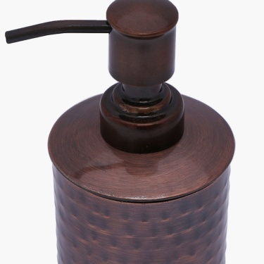 Adrian Lassly Hammered Liquid Soap Dispenser