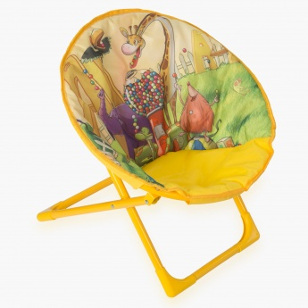 City Goes Wild Kids Folding Chair