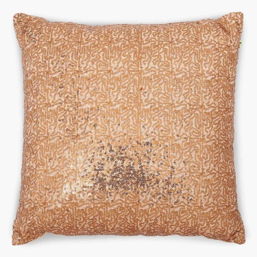 Merry Sparkle Sequin Allover Filled Cushion - 40 x 40 CM