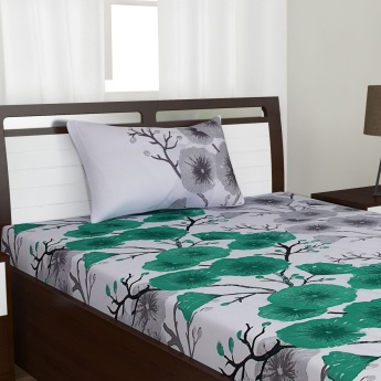 Mandarin Serena Single Bedsheet Set