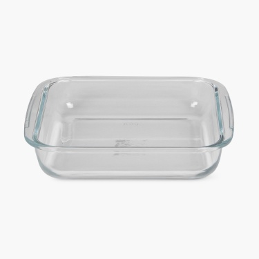 Sweetshop Square Baking Glass Dish