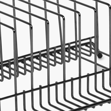 Gravel Stainless Steel Plate Rack