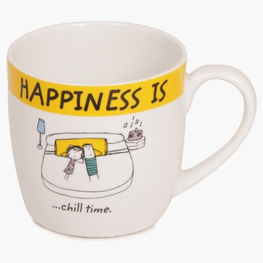 Happiness Chill Time Mug