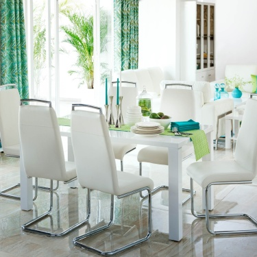 Alaska Dining Table Without Chairs 6 Seater