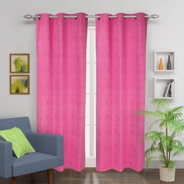 Kids Fabolous3 Blackout Door Curtain-Set Of 2 Pcs.