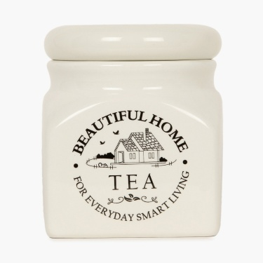 Beautiful Home Tea Canister