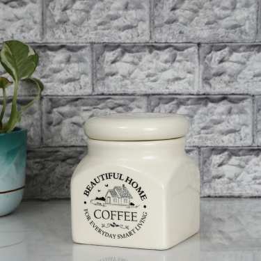 Beautiful Home Coffee Canister