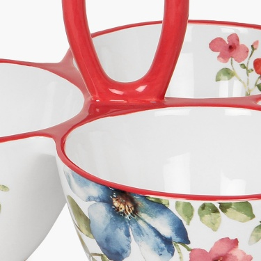 Altius Spring Divided Bowl