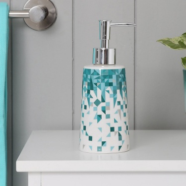 Hudson Triangles Soap Dispenser