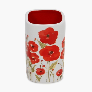 Hudson Poppy Bathroom Tumbler