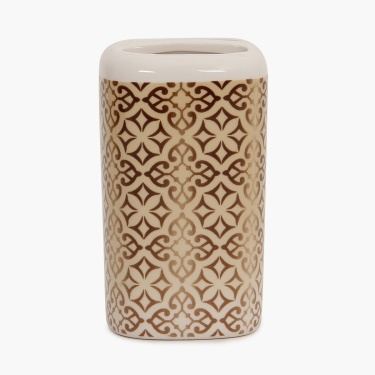 Hudson Ceramic Toothbrush Holder
