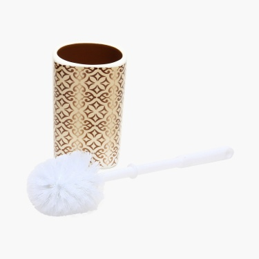 Hudson Sage Ceramic Toilet Brush Holder