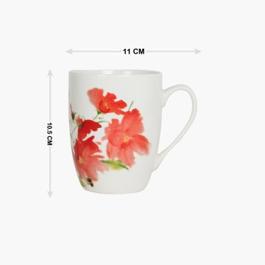 Raisa Digital Print Mug