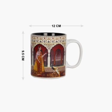 Raisa Phoibe Digital Print Mug