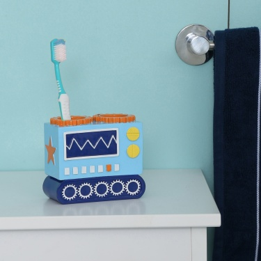 Adventures Of U-Tron Robotic Tooth Brush Holder