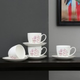 Altius Jola Cup & Saucer Set- 8pcs